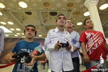 دومین نمایشگاه بازیهای رایانهای تهران (روز چهارم)